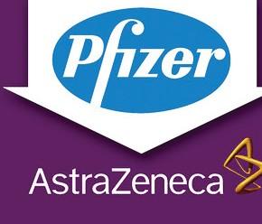 Pfizer va por AstraZeneca