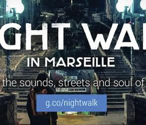 Night Walk, el nuevo experimento de Google