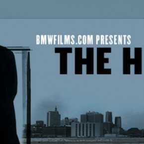 "Campaña ""The Hire"""