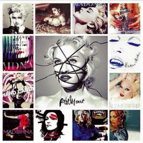"""Madonna """"El secreto del éxito"""""""