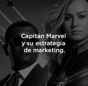 Capitán Marvel y la estrategia de marketing que causó polémica.