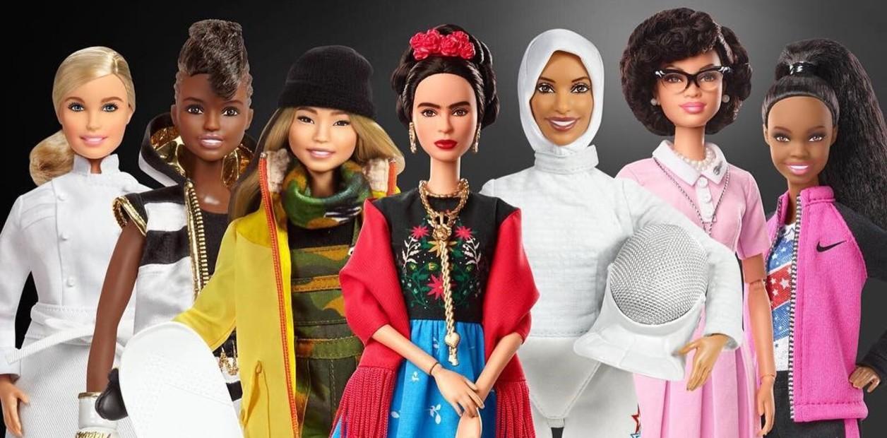 campaña-de-barbie-en-el-dia-internacional-de-la-mujer