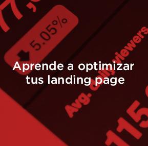 Consejos para optimizar tus landing pages: Mejora la visibilidad de tu empresa.