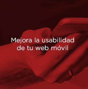 La importancia de mejorar la usabilidad de tu web móvil