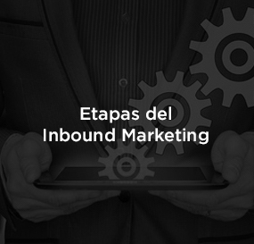 Las 3 etapas del inbound marketing que debes conocer